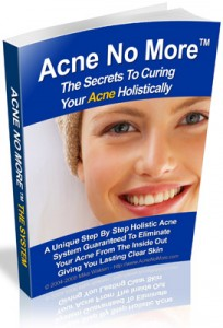 Acne No More Book by Mike Walden